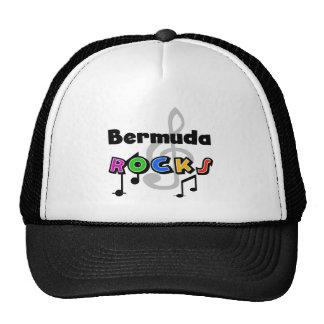 Bermuda Rocks Mesh Hat