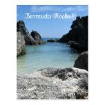 Bermuda Rocks Post Card