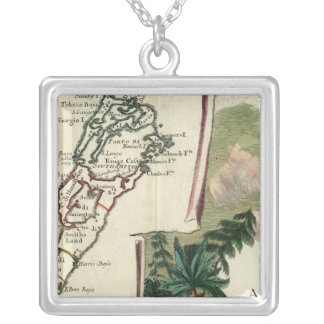 Bermuda Silver Plated Necklace