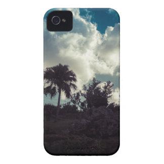 Bermuda Sky Behind Hilltop iPhone 4 Case-Mate Case