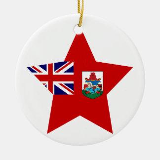 Bermuda Star Christmas Tree Ornaments