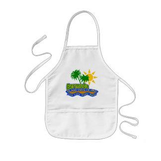 Bermuda State of Mind apron - choose style