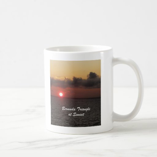 Bermuda Triangle Coffee Mug