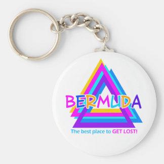 BERMUDA TRIANGLE keychain