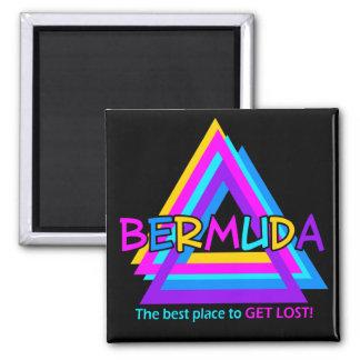 BERMUDA TRIANGLE magnet