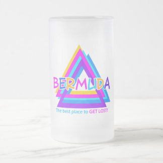 BERMUDA TRIANGLE mug - choose style & color