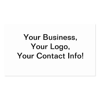 Bermuda Triangle Northern Tip Business Card Template