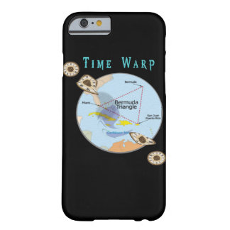 Bermuda triangle Time warp Barely There iPhone 6 Case