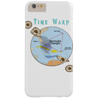 Bermuda triangle Time warp Barely There iPhone 6 Plus Case