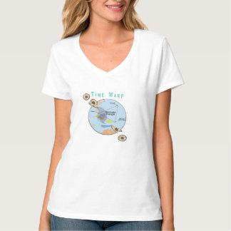 Bermuda triangle Time warp T-Shirt