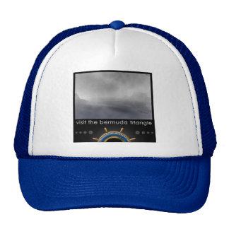 Bermuda Triangle Trucker Hat
