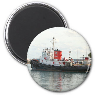 Bermuda Tug magnet