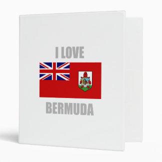 Bermuda Vinyl Binder