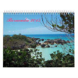 Bermudas 2015 calendario