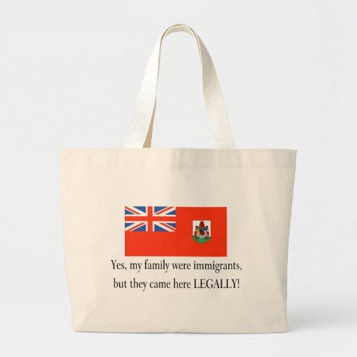 Bermudas Bolsas De Mano