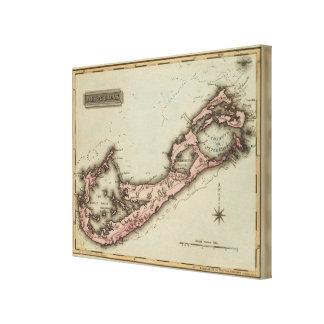 Bermudas Stretched Canvas Prints