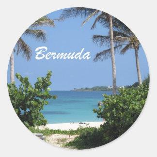 Bermudas Etiqueta