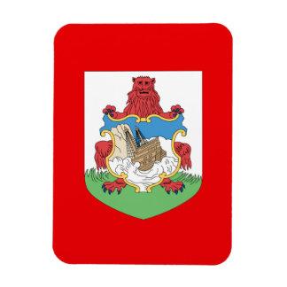 Bermudas Imán Rectangular