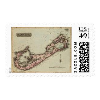 Bermudas Postage Stamp