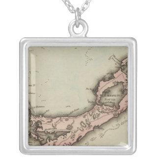 Bermudas Silver Plated Necklace