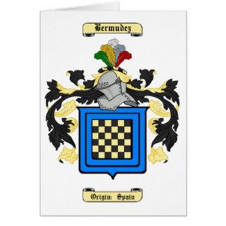Bermudez Card