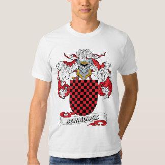 Bermudez Family Crest T Shirt