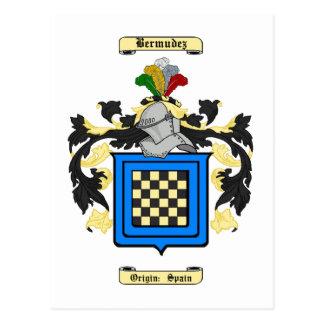 Bermudez Postcard