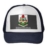 Bermudian Emblem Trucker Hat