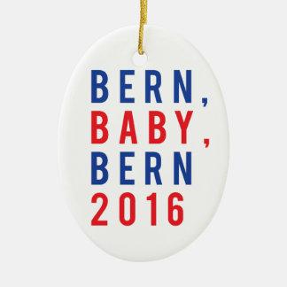 Bern Baby Bern 2016 Ceramic Ornament