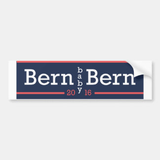 Bern Baby Bern Bumper Sticker