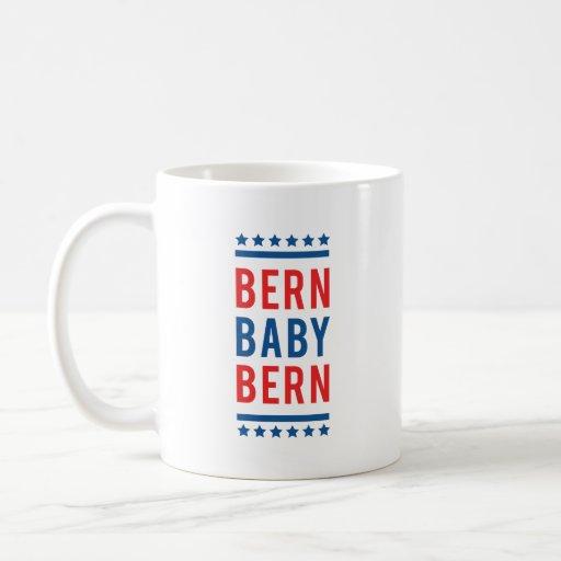 Bern Baby Bern Classic White Coffee Mug