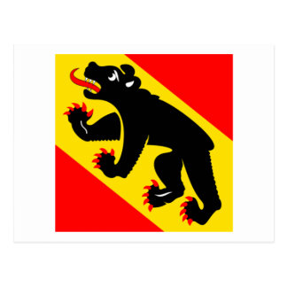 Bern Flag Postcard