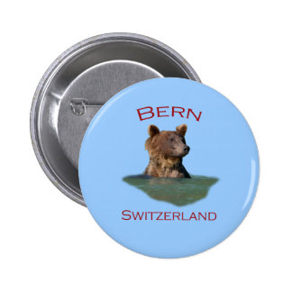 Bern, Switzerland Button