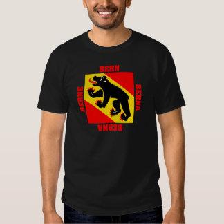 Bern Switzerland Canton Flag Shirt