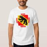 Bern Switzerland Canton Flag Tee Shirt