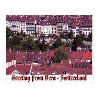 BERN-SWITZERLAND(MOJISOLA A GBADAMOSI PHOTOGRAPHY) POSTCARD