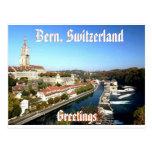 Bern, Switzerland (Mojisola Gbadamosi ) Postcard