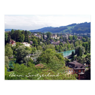 Bern, Switzerland Postcard