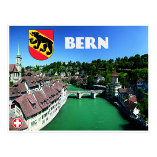 Bern - Switzerland Postcard
