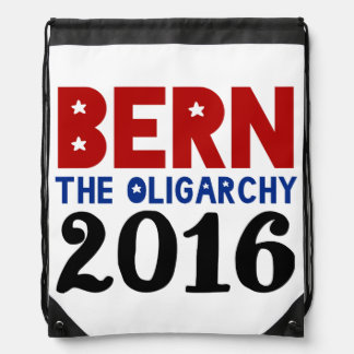 BERN The Oligarchy Drawstring Backpack