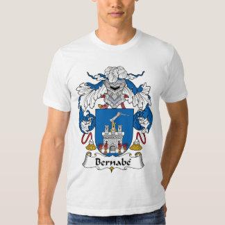 Bernabe Family Crest T-shirt