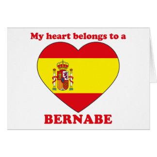Bernabe Felicitacion