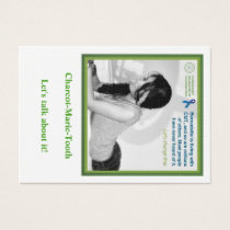 Bernadette Neuropathy card
