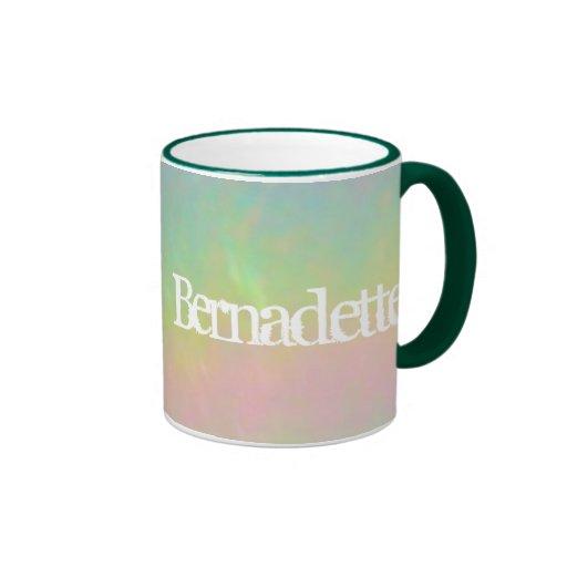Bernadette Tazas De Café