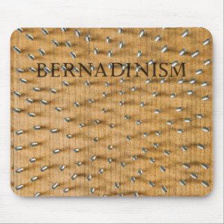 Bernadinism Book of Screws Mouse Pad