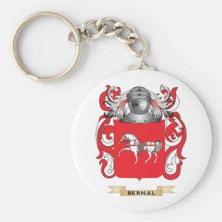Bernal Coat of Arms (Family Crest) Keychain