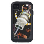 Bernal Sphere Astronomy Space Travel iPhone4 Case