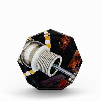 Bernal Sphere Exterior Space Travel Awards