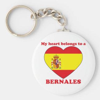 Bernales Key Chains