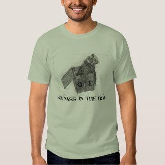 Bernanke - Jackass In The Box T-Shirt